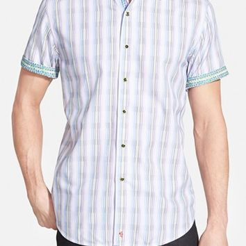 Men's Robert Graham 'Iolani Palace' Classic Fit Sport Shirt