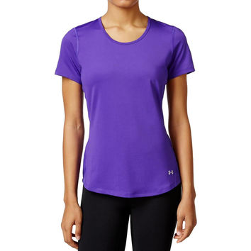 Under Armour Womens Performance Moisture Wicking Casual Top