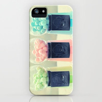 Bubble Gum iPhone Case by Lisa Argyropoulos | Society6