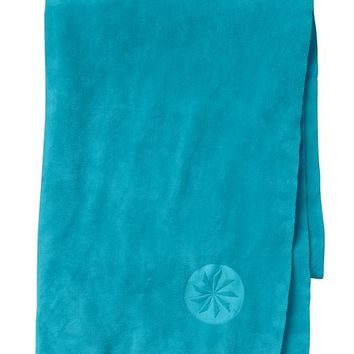 Athleta Womens Aqualux Beach Towel Size One Size - Blue
