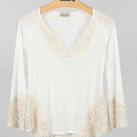 Gimmicks By BKE Pointelle Top