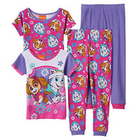 Toddler Girl Paw Patrol Pajama Set