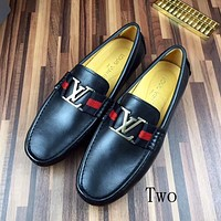 Louis Vuitton Man Fashion Casual Shoes