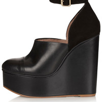 SPRING Wedge Shoeboots - Boots - Shoes - Topshop USA