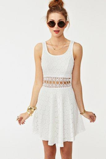 Open Circle Dress in  Clothes Dresses Day at Nasty Gal