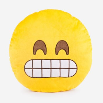 Emoji Pillows - Grin