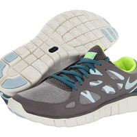 Nike Free Run 2 Ext Black/Dark Armory Blue/Pink Foil/Gold Suede - Zappos.com Free Shipping BOTH Ways
