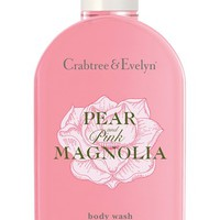 Crabtree & Evelyn 'Pear & Pink Magnolia' Body Wash