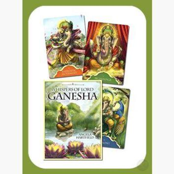 Whispers of Lord Ganesha Tarot Deck