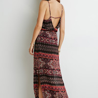 Paisley Cami Maxi Dress