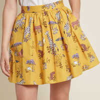 Share Your Flair Skater Skirt in XS