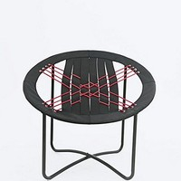 Kare Bungee Chair in Black - Urban Outfitters