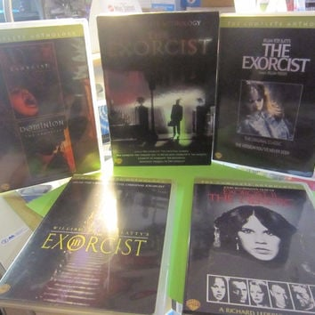 "DVD SET ""THE EXORSIST"" COLLECTION"