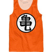 Dragon Ball Master Tank Top