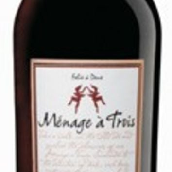 Menage a Trois Red (750 ML)