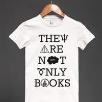 They Are Not Only Books! (Percy Jackson, Harry Potter, The Fault In Our Stars, Mortal Instruments, Divergent)