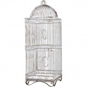 Vintage Wire Bird Cage-XL | Second Shout Out, Vintage Marketplace