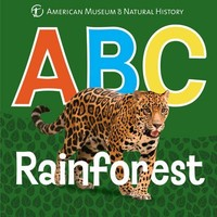 AMNH ABC Rainforest Board Book