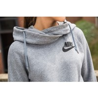 Nike Women's Rally Funnel Neck Hoodie | DICK'S Sporting Goods