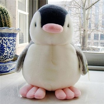 2017 Penguin Baby Soft Plush Toy Singing Stuffed Animated Animal Kid Doll Gift