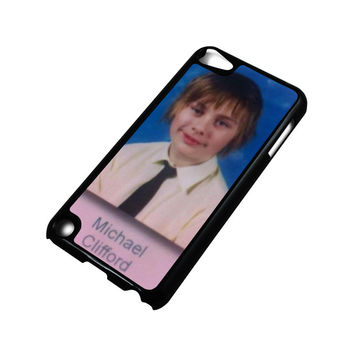 5SOS MICHAEL CLIFFORD iPod Touch 5 Case