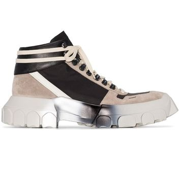 Birkenstock Strap Hiking Boots by Rick Owens