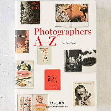 Photographers A-Z By Hans-Michael Koetzle - Urban Outfitters