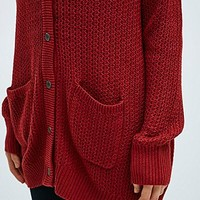BDG Jessica Cardigan - Urban Outfitters