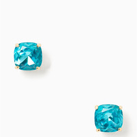 kate spade earrings mini small square studs