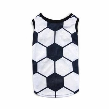 PuppyPAWer Soccer Dog Tank Top by Dogo