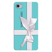 Amazon.com: Apple Iphone 5 Hard Case Tiffany Blue Box Bow-knot: Everything Else