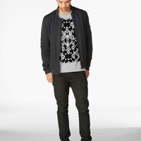 'Geometrical pattern modern art' Men's Premium T-Shirt by cheeckymonkey