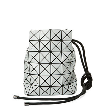 BAO BAO ISSEY MIYAKE Wring Faux-Leather Prism Bucket Bag