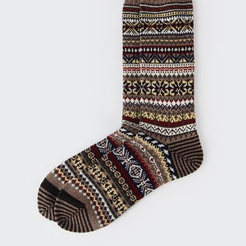 Hostlov Socks - brown