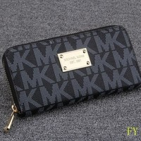 MICHAEL KOR WOMENS WALLET CLUTCH MK_HANDBAG TOTES PURSE 001
