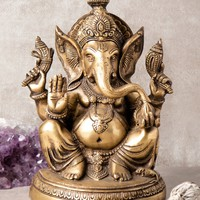 Remover Of Obstacles Ganesh Statue