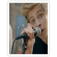 "Luke Hemmings In ""She Looks So Perfect"""