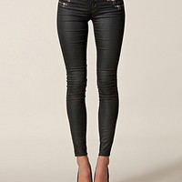 Olivia Regular Zip Leggin, Only