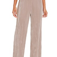 Missguided Wide Leg Pleat Trousers | Nordstrom