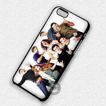 Teen Wolf Cast - iPhone 7 6 5 SE 4 Cases & Covers