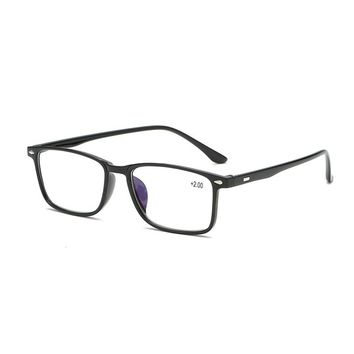 Unisex Reading Glasses magnifier Men Women Fashion Ultralight Read Glasses Diopter Presbyopia Reader Spectacles Blue Coating L2
