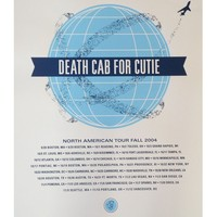 North American Fall 2004 Tour Poster