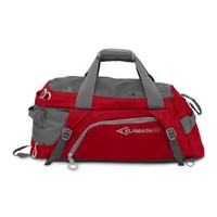 Jansport - Klamath 40L Duffelpack, Size: O/S, Color: High Risk Red