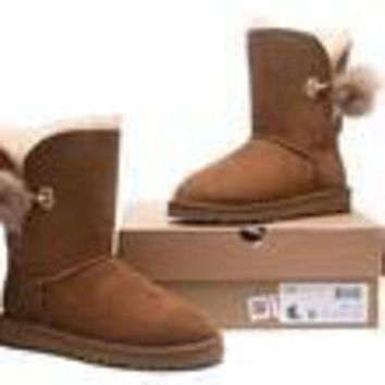 LMFIW1 Best Deal Online UGG Limited Edition Classics Boots IRINA CHESTNUT Women Shoes 1017502