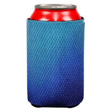 ONETOW Halloween Blue Ice Dragon Scales Costume All Over Can Cooler