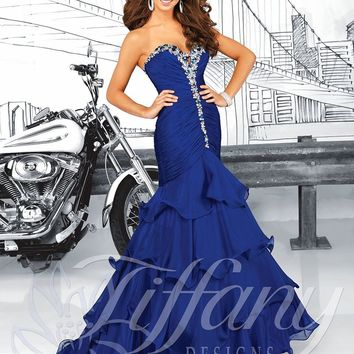 Tiffany Designs Prom Dress 16041