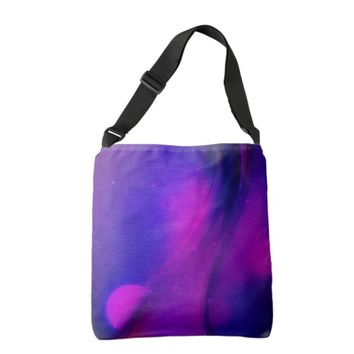Dark Wave Tote Bag