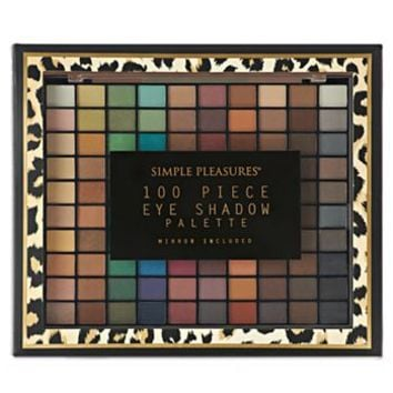 Simple Pleasures 100-pc. Eyeshadow Palette