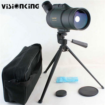 Visionking 25-75x70 Waterproof Spotting Scope Full Multi-Coated Optics Telescope For Hunting/Birdwatching Telescopios Terrestres
