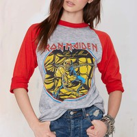 Vintage Iron Maiden Piece of Mind Tee